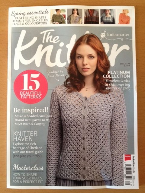 The Knitter - Issue 70