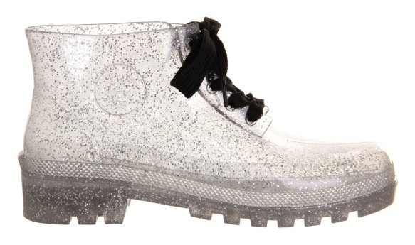 Juju Jelly Mega Glitter Boots from Office.co.uk