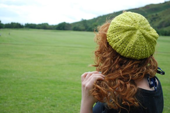 Montrose Hat by Clare Devine