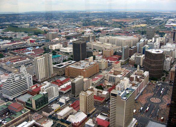 Johannesburg CDB - Creative Commons - Traveldudes